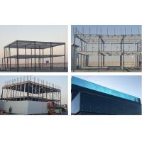 Quality light weight cheap steel structure house metal buildings in USA for sale