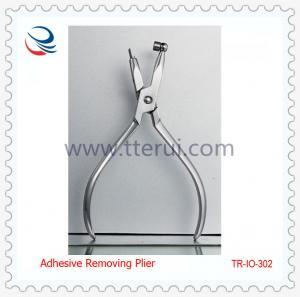 Adhesive Removing Plier TR-IO-302