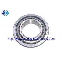 Quality Wheel Sinlge Row Tapered Roller Bearing , Small Tapered Roller Bearings For Trailer Axles for sale