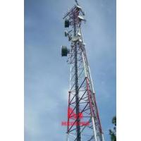 China GSM communication tower on sale