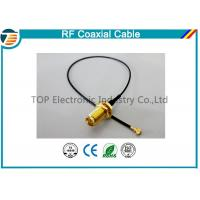 Quality High Frequency RF Pigtail Coaxial Cabl For Jumper Antenna Assembly for sale