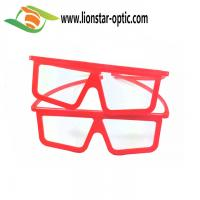augmented reality linear polarized 3d glasses