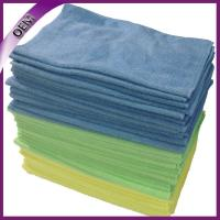 Quality hot sale super absorption microfiber kitchen towel square cleaning towels for sale