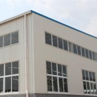 Quality Q345B Steel Framed Structures For Workshop - BS  GB / AWS Welding Standard for sale
