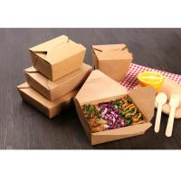 China Cardboard Individual Donut Boxes , Donut Packaging Box Custom Made Safety on sale