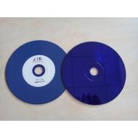 China Classics Blue Vinyl Disc Replication And Packing Services 650MB Cd Replication Services on sale