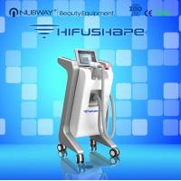 Quality CE Approved HIFU Shape High Intensity Focused Ultrasound Body Shape Beauty Equipment Price for sale