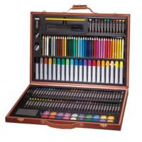 China 173-Piece Wood Art Set on sale