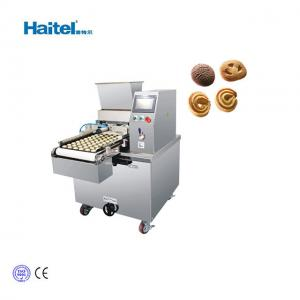 Quality SUS 185kg/H Bakery Cookie Dough Depositor Machine 380V for sale