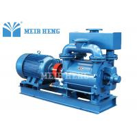 Quality 2BE Commercial Water Ring Vacuum Pump , Large Liquid Ring Vacuum Pump for sale