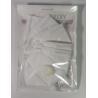 Buy cheap EN 149:2001 Foldable Earloop White FFP2 Half Mask from wholesalers