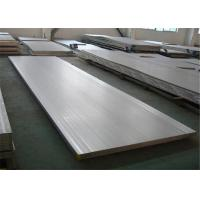 Quality Hot Dipped Galvanised Stainless Steel Metal Sheet Passivated Finishing for sale