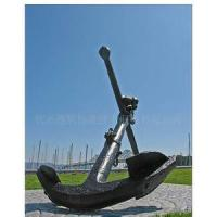 Hot Dip Galvanized Rock Boat Anchor Stock Anchor With ABS GL Certificate