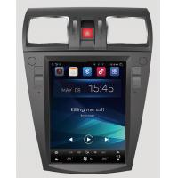 Quality 4G SIM Android Car Infotainment Head Unit 10.4'' Subaru Outback 2010-2014 Tesla Touchscreen for sale