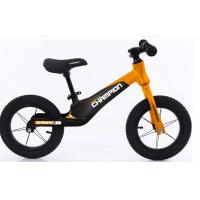 Quality Factory Direct Supply  12inch Magnesium  Alloy Baby Push Bike Kids Toys Bike No Pedals With Aluminum Alloy Wheelset for sale