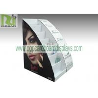Quality Cosmetic table displays cardboard cosmetic displays sunglasses displays with customized design  ENCD004 for sale
