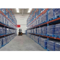 China 12m length 25000kg Steel Pallet Racking System RAL For Warehouse for sale