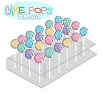 Cheap Cake Pops Acrylic Display Stand for sale