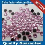 Quality Beautiful DMC rhinestones;crystal hot fix stones for clothing;new high quality cheap DMC hotfix rhinestones for sale