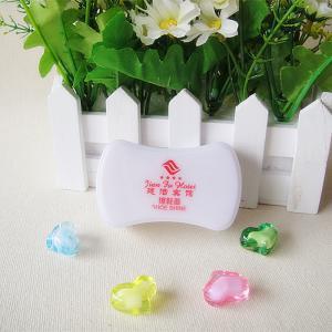 China 5 Star Shoe Shine Cloth Rectangle Shape Hotel Shoe Shine Sponge For All People on sale