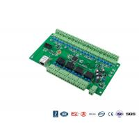 China Time Attendance Access Control System , TCP / IP Interface Access Control Board on sale