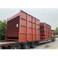 China Boiler Economizer With Spiral Finned Tube For Waste Heat Boiler Heat Exchanger for sale