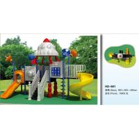 Quality TUV Certificate Appoval Kids Outdoor Amusement Park Good Quality Kids Playground for sale