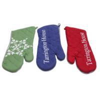 Quality Custom Colors Pot Holder Gloves , Heat Proof Oven Gloves Flexible Operation? for sale