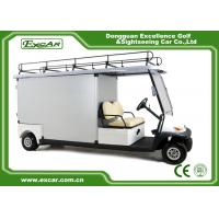 Quality 2 Person Golf Cart CE Approved Hotel Use With Trojan Batteries for sale