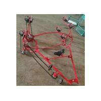 Quality Four Bundle Conductors Overhead Line Construction Tools Bicycle Overhaul Vehicle Inspection Trolley for sale