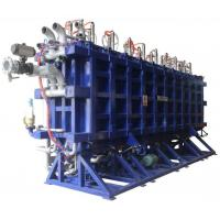 Buy cheap Air Cooling Type EPS Foam Production Line EPS Block Molding Machine DN150 Steam from wholesalers