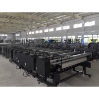 Best Outdoor advertising Printer.1.8 M ALPHA eco solvent printer with dx5 head wholesale