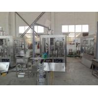 Quality Juice Bottle Filling Machinery SS304 For 500 ML Carbonated Drink Barrel for sale