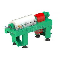 China Drilling Decanter Centrifuge for Sludge Dewatering with Continuous Feeding and Discharging on sale