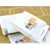 Buy cheap Grease proof kraft fried chicken takeaway food bags from wholesalers