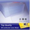 Buy cheap 3D Plastic Lenticular Lens Sheet 20 LPI flip lenticular effect thickness 3 mm from wholesalers