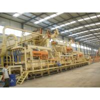 Quality Particle Board Manufacturing Plant , Particle Board Cutting Machine 2440 X 1220 MM for sale