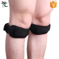 Buy adjustable open patella tendon knee support strap brace belt knee band at wholesale prices
