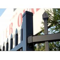 Quality Welding or Assembled Spear Top Fencing for sale