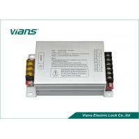 China 12V 5A Switching Mode Power Supply With Battery Backup For Door Access Systems on sale