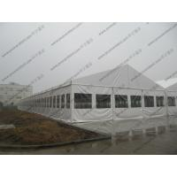 Quality Outdoor Fire Proof Clear Roof Marquee Movable Heavy Duty For Entertainment Space for sale