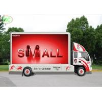 China P10 Full Color Truck Mobile LED Display Billboard Outdoor LED Screen Video Player on sale