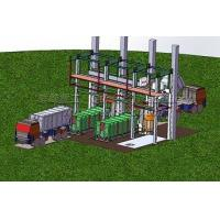 China Underground Vertical Waste Transfer Station System for sale