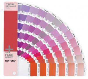 Quality 2015 Edition PANTONE Metallics Color Card - 10 for sale