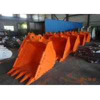 Quality V Shaped Grid Mining Rock Excavator Buckets Ditch Cleaning Buckets for sale