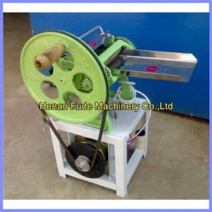 Quality Round flat cake cutting machine, round flat cake shredder, pencake slicer for sale