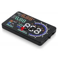China FA-HUD-A8, 5 Inch Five Colors OBD-II Car Head Up Display, HUD with LED HD Screen on sale