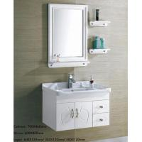 China Home Modern Furniture Hanging Corner Wall Mounted Bathroom Cabinets With Sink on sale