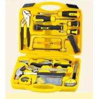 China 24 pcs household tool set ,with wrench , pliers ,screwdrivers ,cutter knife,hand saw on sale