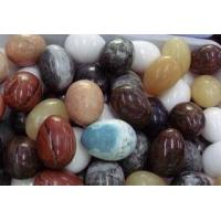 Quality Natural stone egg shape gift for sale